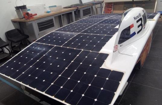 Evenement Nuna Solarteam